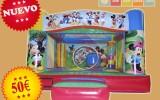 Basico 9 - Mickey Mouse Castillos hinchables Valencia